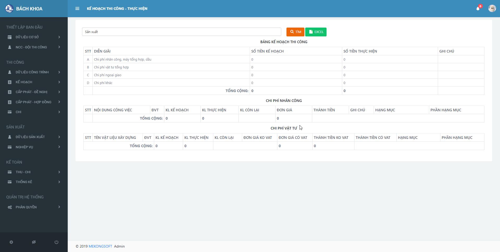 phần mềm quản lý thi công xây dựng 11
